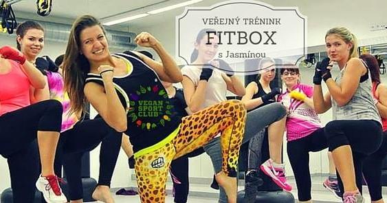 Veřejný trénink Vegan sport clubu- Fitbox