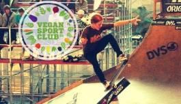 Veřejný trénink Vegan sport clubu XIII. – Skatebording