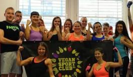 Veřejný trénink Vegan sport clubu – Fitbox