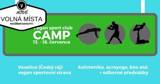 Vegan sport club camp 2017