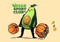 Silový trojboj s Vegan sport clubem