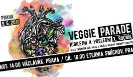 Vegan Sport Club na poslední Veggie Parade!