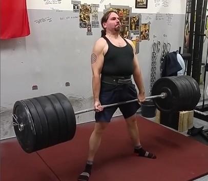 Silák Martin Mužný: Podle doktorů neměl zvedat ani 20 kilo, dnes utáhne čtvrt tuny!