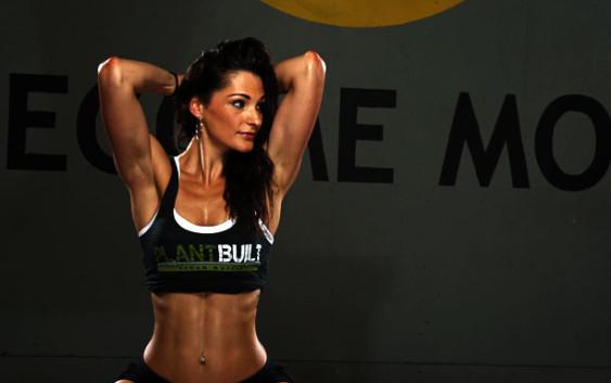 Sportující vegané a suplementace BCAA
