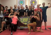 Veganská zápasnice MMA Barbora Poláková: Během tréninku poznáte sami sebe