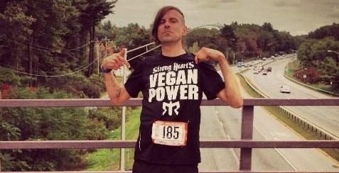 Scott Spiltz: vegan, který utekl před rakovinou
