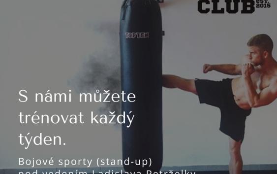 Pravidelné tréninky bojových sportů