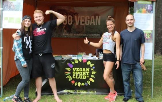 Úspěch Vegan Sport Clubu na United Islands: Rosteme a sílíme (nejen na svalech)!