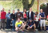 Vegané na trati Vltava run: reportáž ze závodu